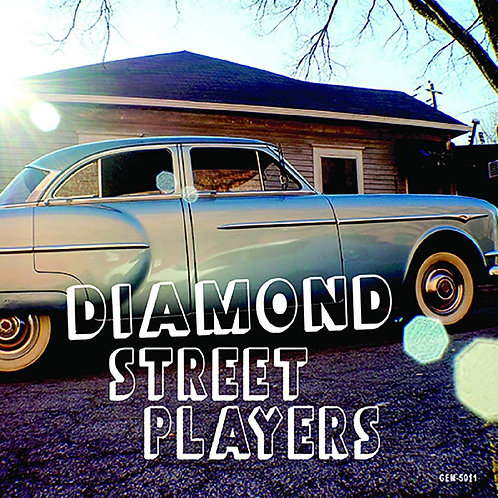 Diamond Street Players - Diamond Street Players LP Released 23/08/19