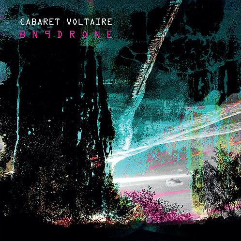 Cabaret Voltaire - BN9Drone White Vinyl LP Released 23/04/21