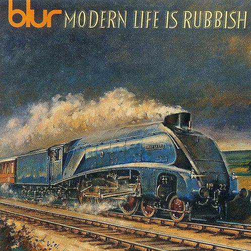 Blur - Modern Life Is Rubbish LP