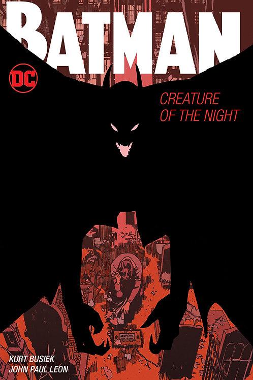 Batman Creature of the Night [HC]