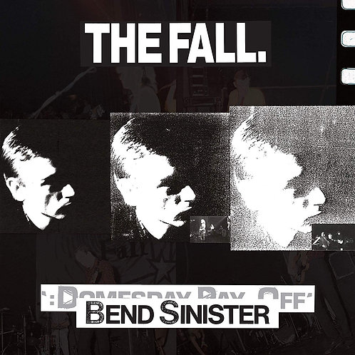 The Fall - Bend Sinister/The Domesday Pay-Off Triad - Plus! LP