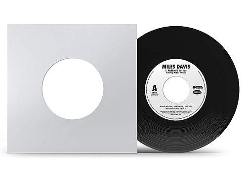 "Miles Davis - Paradise 7"" Single Released 09/08/19"