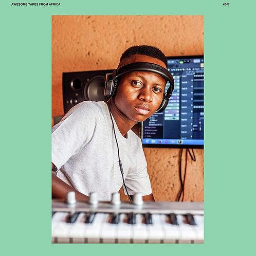 DJ Black Low - Uwami CD Released 07/05/21