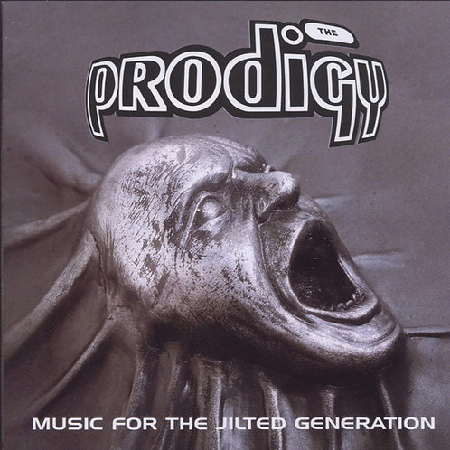The Prodigy - Music For The Jilted Generation LP