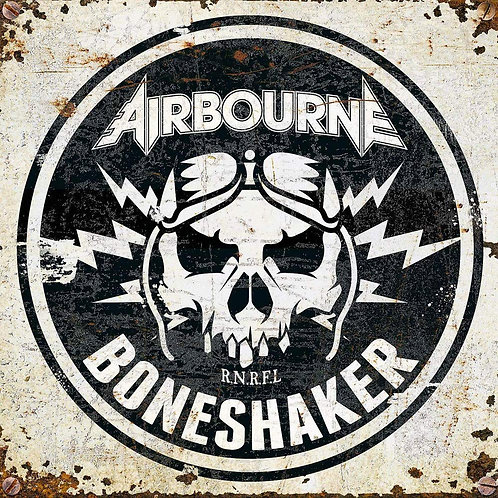 Airbourne - Boneshaker LP Released 25/10/19