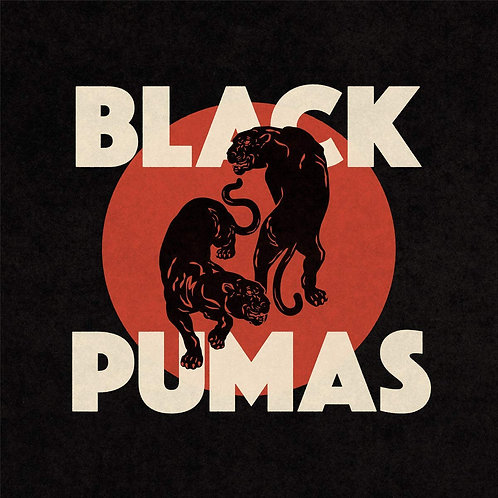 Black Pumas - Black Pumas (Deluxe) CD Released 07/02/20