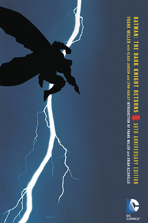 DARK KNIGHT RETURNS [TPB]