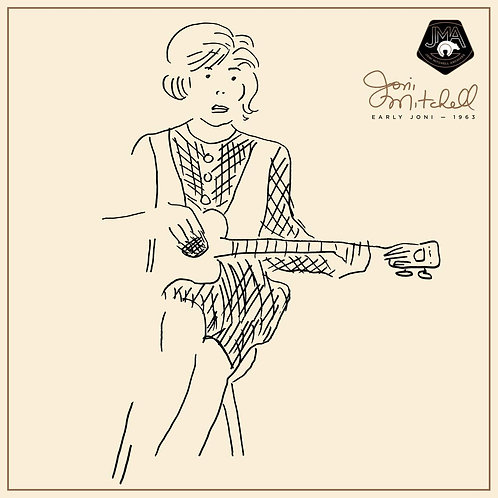 Joni Mitchell - Early Joni - 1963 LP Released 30/10/20
