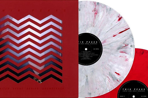 Twin Peaks - Limited Event Series Soundtrack LP Released 28/06/19