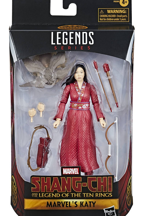 MARVEL LEGENDS SHANG-CHI MOVIE 6IN KATY