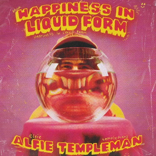 Alfie Templeman - Happiness In Liquid Form EP Released 17/07/20