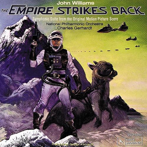 John Williams - The Empire Strikes Back - Symphonic Suite LP Released 23/07/21