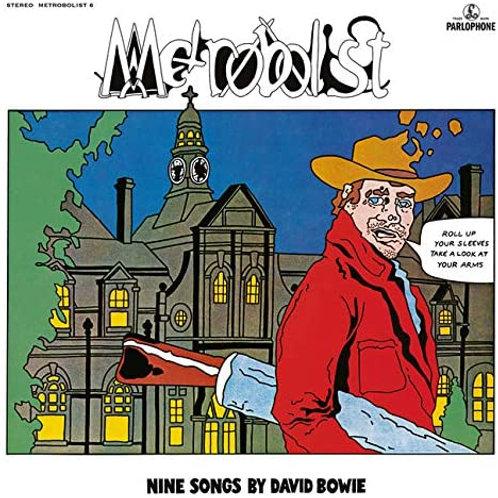 David Bowie - Metrobolist CD Released 06/11/20