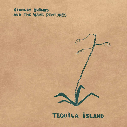 Stanley Brinks And The Wave Pictures - Tequila Island LP Released 21/06/19
