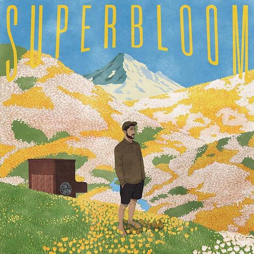 Kiefer - Superbloom LP Released 11/10/19