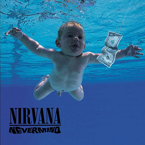 Nirvana - Nevermind LP