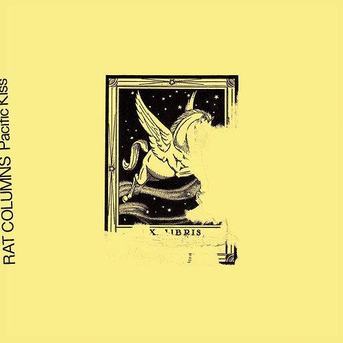Rat Columns - Pacific Kiss LP Released 12/02/21