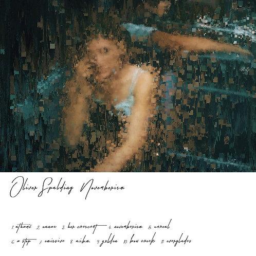 Oliver Spalding - Novemberism CD Released 15/11/19