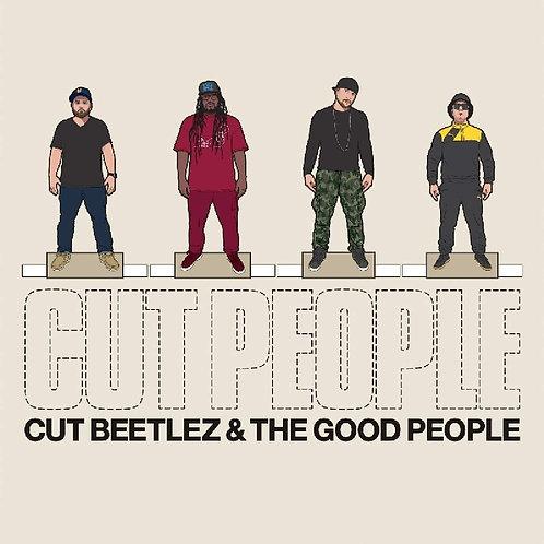 Cut Beetlez & The Good People - Cut People EP Released