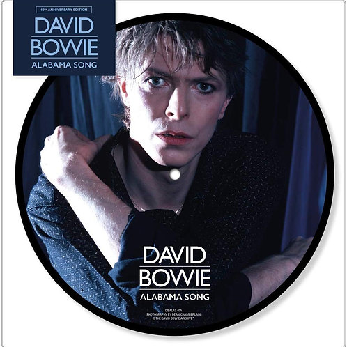 "David Bowie - Alabama Song 7"" Single Released 14/02/20"