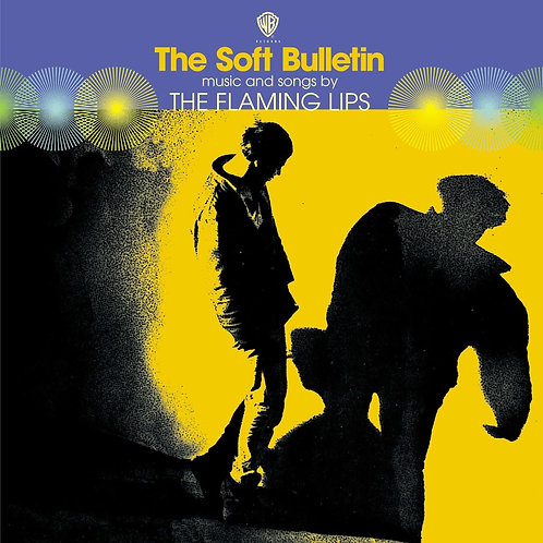 The Flaming Lips - The Soft Bulletin LP