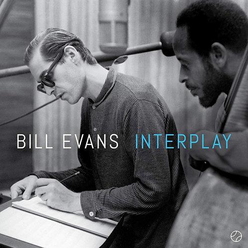 Bill Evans - Interplay LP Released 20/09/19