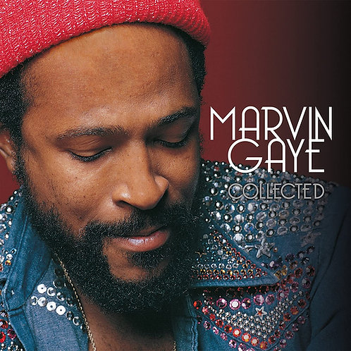 Marvin Gaye - Collected LP