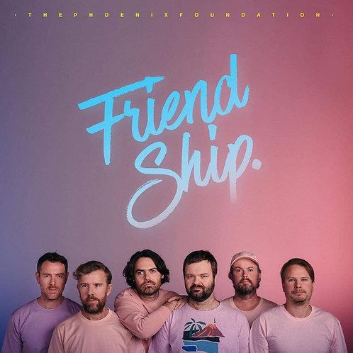 The Phoenix Foundation - Friend Ship LP Released 16/10/20