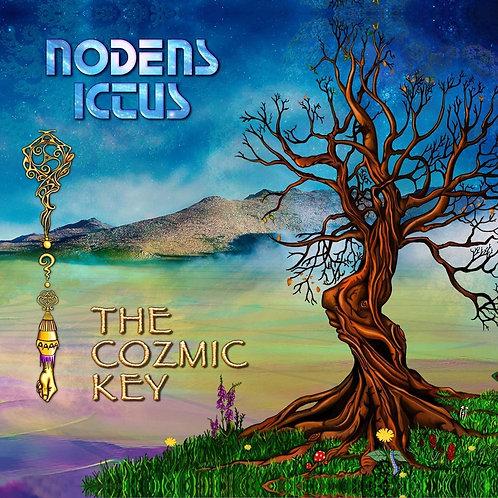 Nodens Ictus - The Cozmic Key CD Released 04/10/19