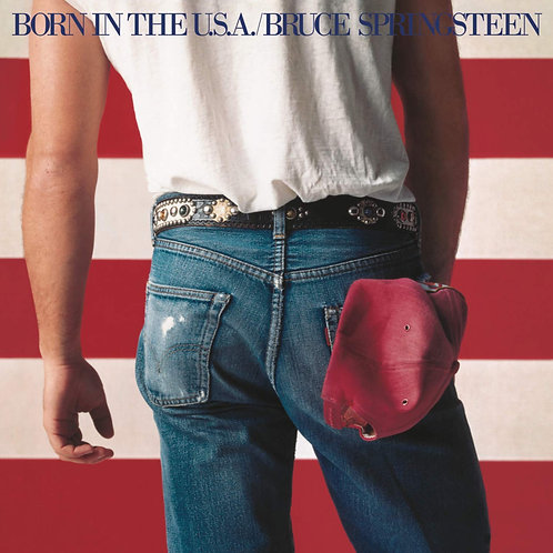 Bruce Springsteen - Born In The U.S.A. LP