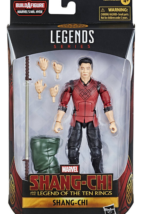 MARVEL LEGENDS SHANG-CHI MOVIE 6IN SHANG-CHI