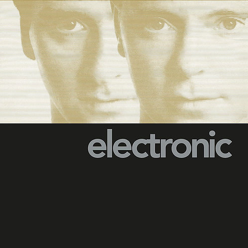 Electronic - Electronic LP Released 24/01/20