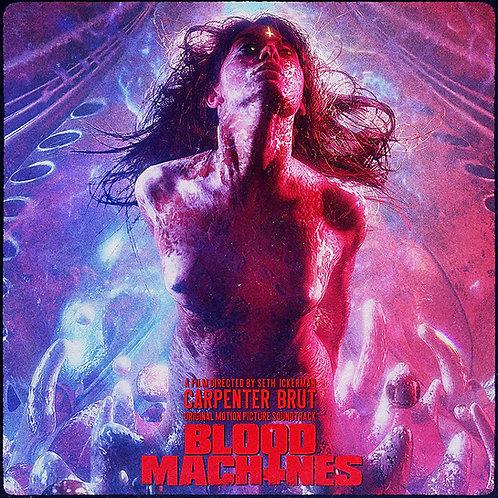 Carpenter Brut - Blood Machines - Original Soundtrack LP Released 23/04/21