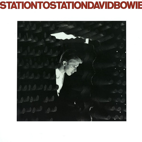 David Bowie - Station To Station  45th Anniversary LP Released 22/01/21