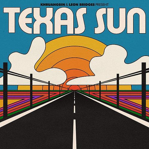 Khruangbin & Leon Bridges - Texas Sun EP Released 07/02/20