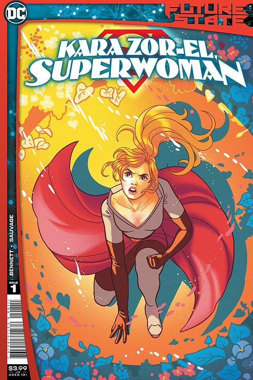 FUTURE STATE SUPERWOMAN#1