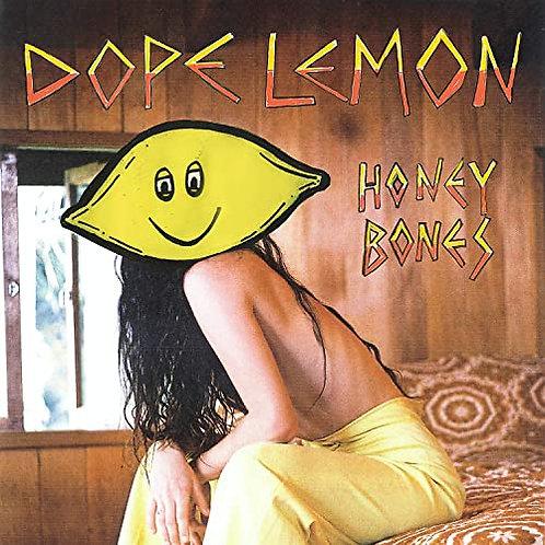 Dope Lemon - Honey Bones LP Released 26/02/21