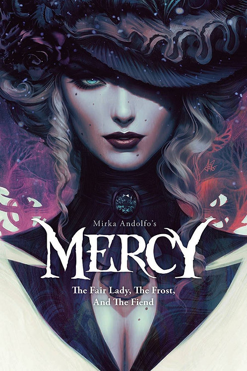 "MERCY "" the fair lady the frost and the fiend"