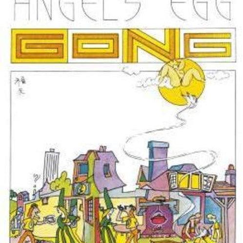 Gong - Angel's Egg LP Released 22/11/19