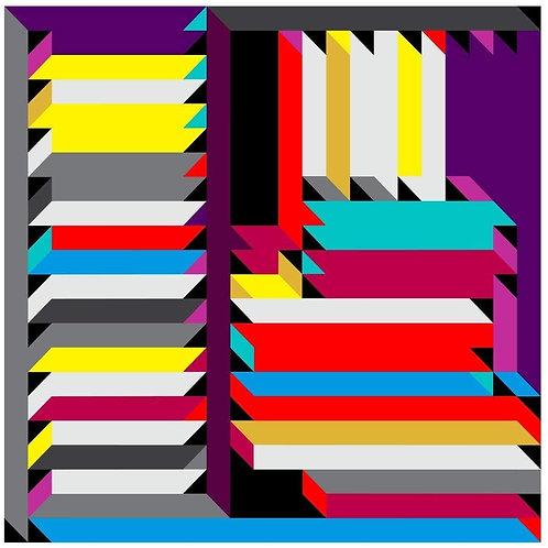 Battles - Juice B Crypts LP Released 18/10/19