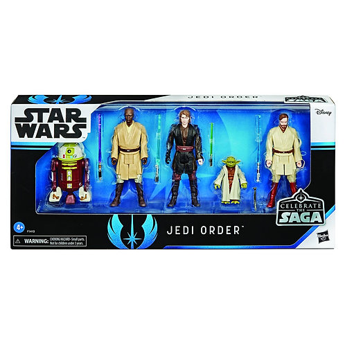 "Star Wars "" JEDI ORDER"""