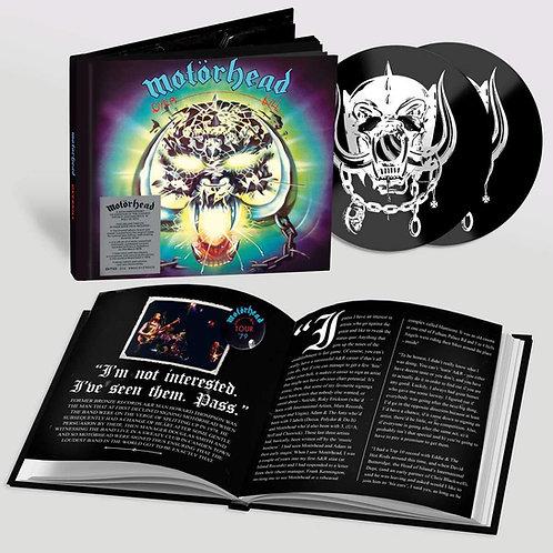 Motorhead - Overkill CD Released 25/10/19