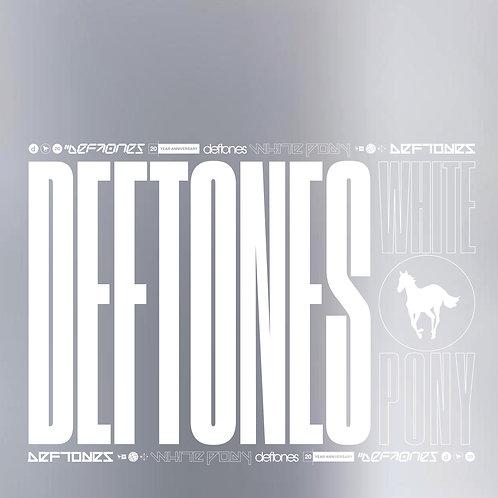 Deftones - White Pony 20th Anniversary Super Deluxe Edition Released 26/02/21