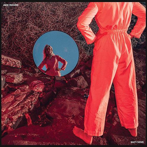 Jade Imagine - Basic Love LP Released 02/08/19