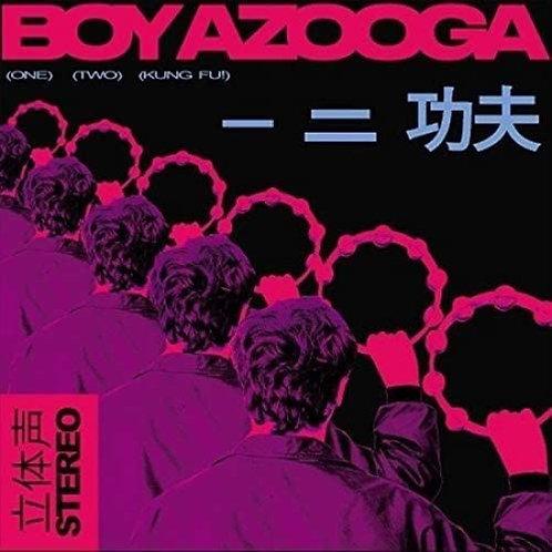 Boy Azooga - 1, 2, Kung Fu! LP