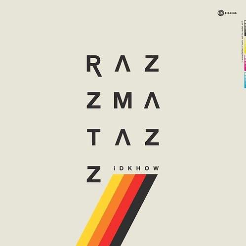 I Don't Know How But They Found Me - Razzmatazz LP Released 23/10/20
