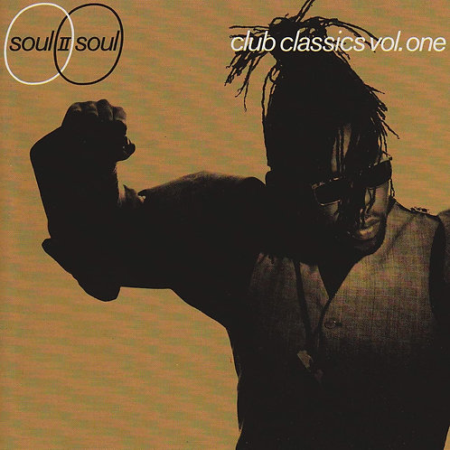 Soul II Soul - Club Classics Vol. One LP Released 09/10/20