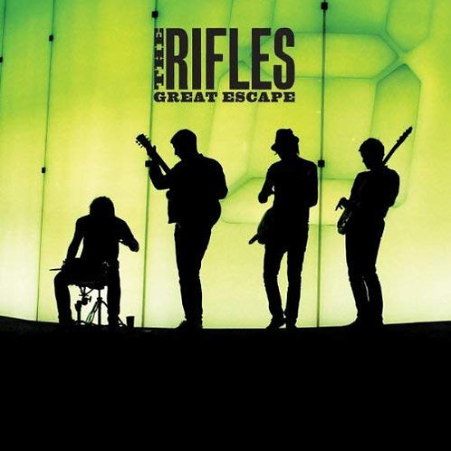 The Rifles - Great Escape LP Released 18/10/19