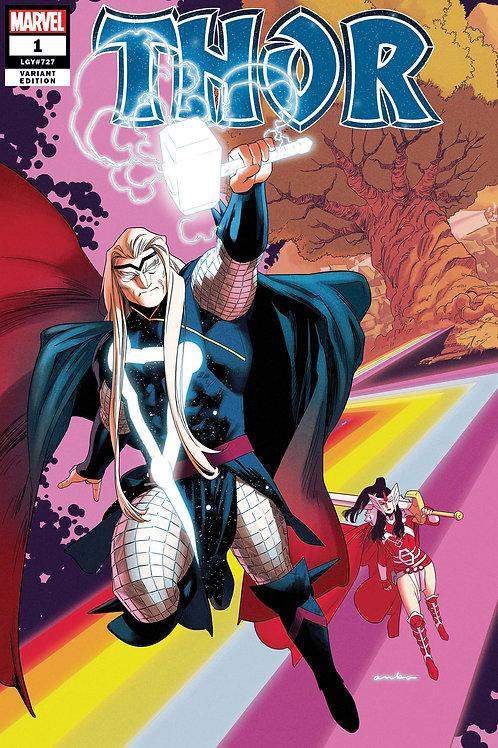 Thor #1 [Kris Anka Variant Cover]