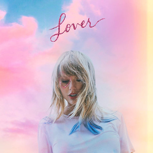 Taylor Swift - Lover LP Released 15/11/19